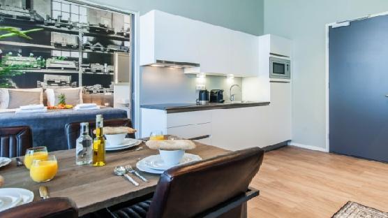 Yays Oostenburgergracht Concierged Boutique Apartments 007